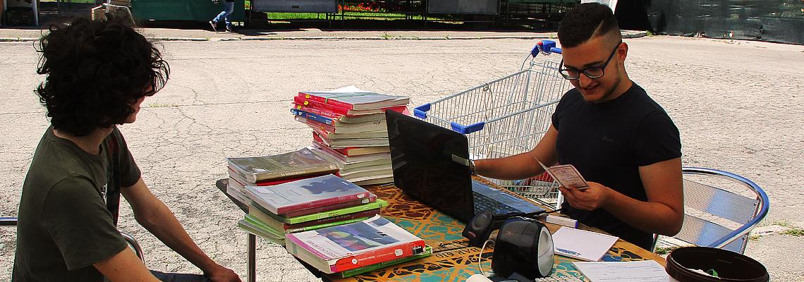 Libri scolastici libreria sonnino mercatino libri for Libreria online libri usati